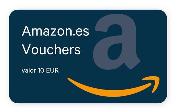 Amazon Voucher en Appinio