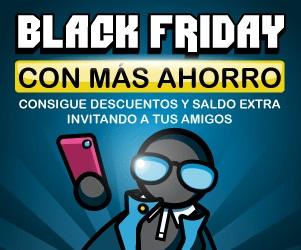 Black Friday en SUOP