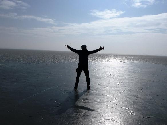 Congelado mar