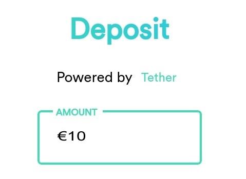 deposito 10€