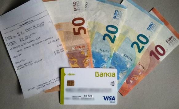 resguardo y dinero