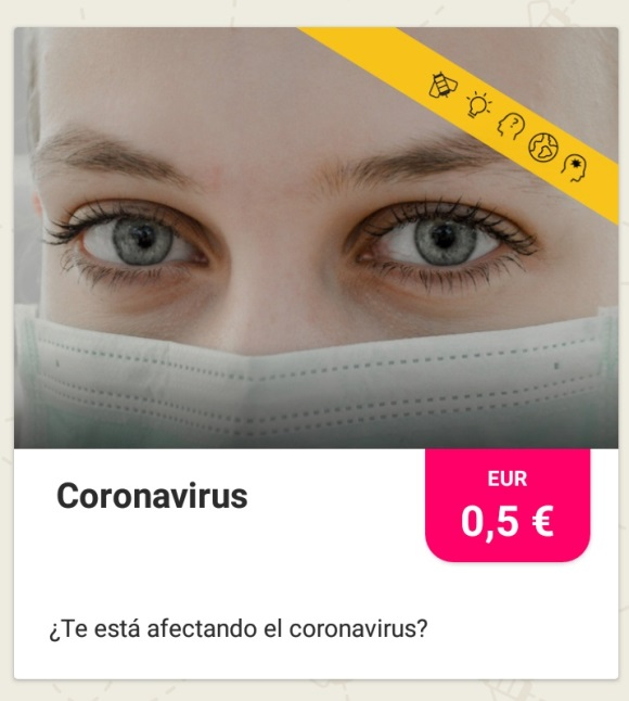 encuesta coronavirus