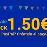 Gana 1,5€ por cada compra que hagas en Beruby usando PayPal