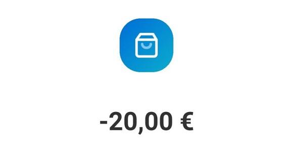 gastar 20€
