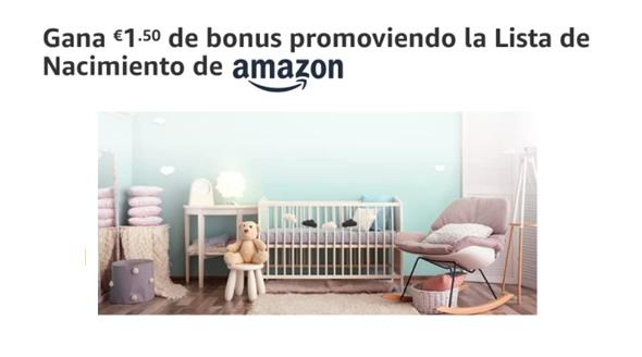 Lista de nacimiento de Amazon
