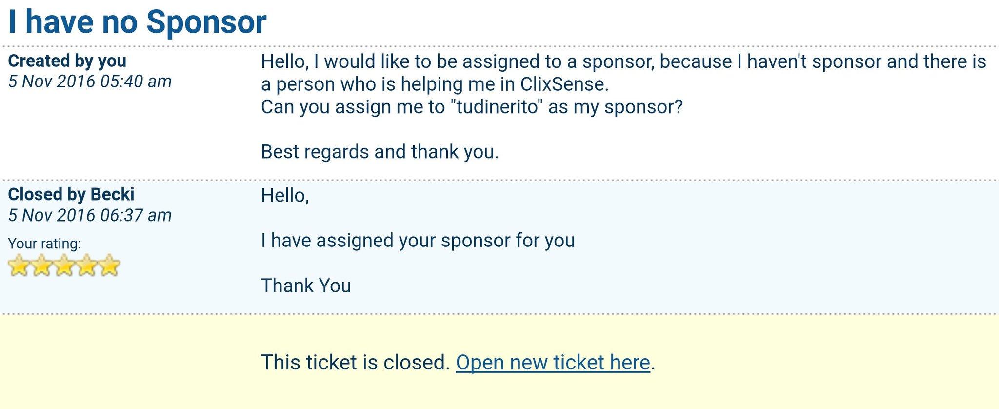 no-sponsor