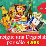 OFERTA: Te pago 3€ si te apuntas en Degustabox