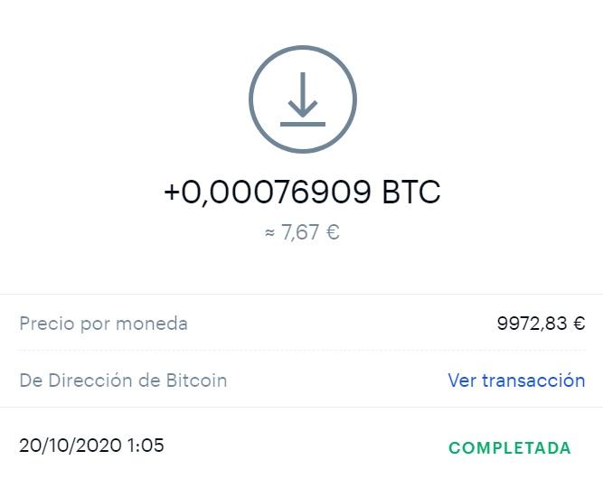 7€ en Cointiply