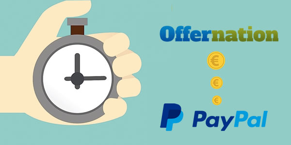 Offernation y pagos inmediatos a PayPal
