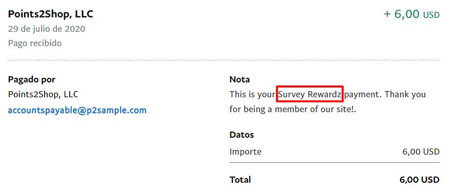 Pago Survey Rewardz