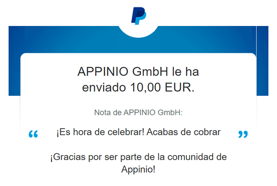 PayPal Appinio