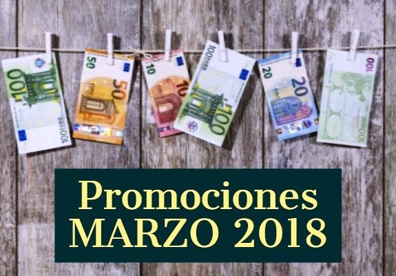 Promociones Marzo