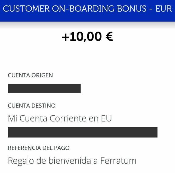 10€ gratis