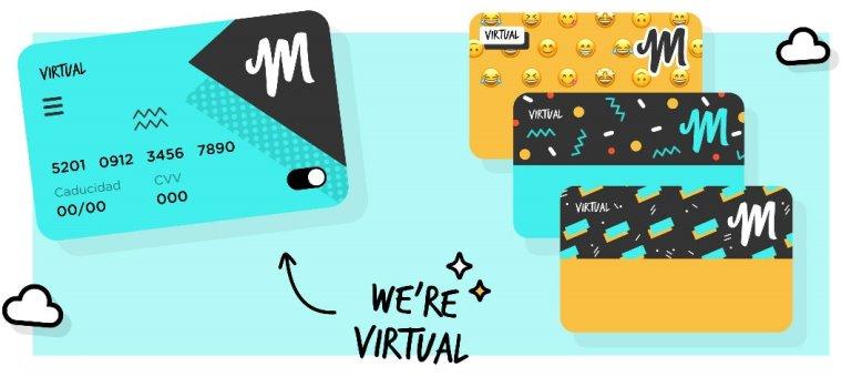 tarjeta virtual Mitto