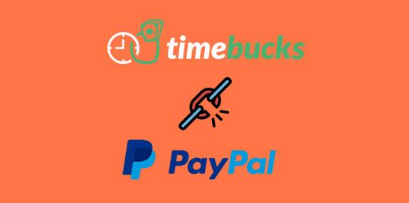 timebucks paypal