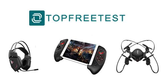 top free test
