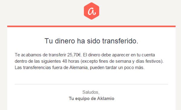 transferido