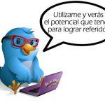 Ejemplo práctico: Lograr referidos con un simple tuit