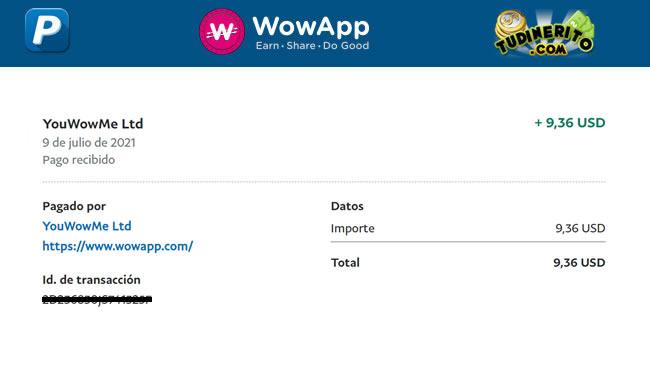 Wowapp paga en 2021