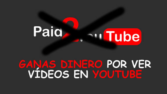 Paid2youtube: NO RECOMENDADA
