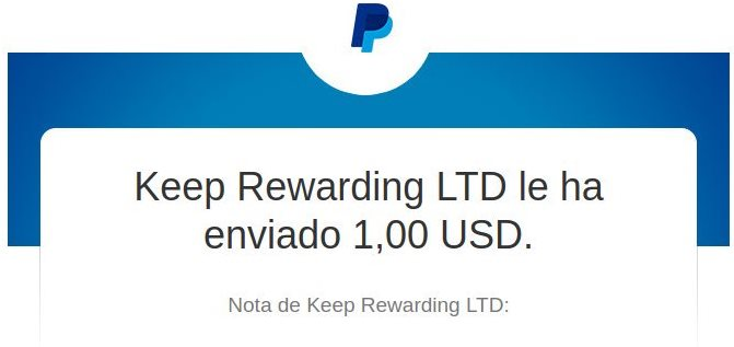 pago keep rewarding