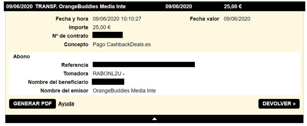 Pago cashbackdeals