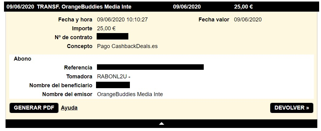 Pago cashbackdeals